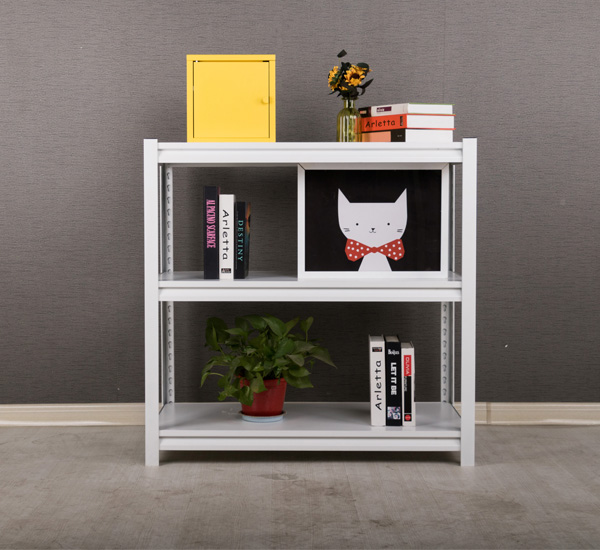 Metal Boltless Steel Storage Shelving with 2 shelves